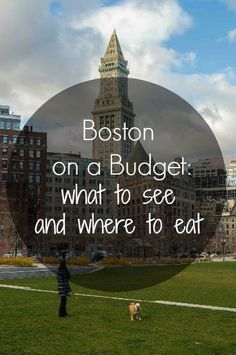 The Top Things To Do In Boston Massachusetts Boston Travel - 10 things to see and do in boston