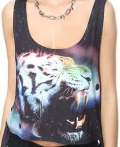 Galactic Tiger... I believe this will match my bfs Pegasus shirt quite well.