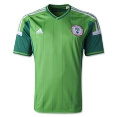 249211d31c5 Nigeria 14 15 Home Soccer Jersey - The Official FIFA Online Store  Basketball Art