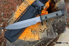 Zero Tolerance Model 09 Bayonet, 7.5 Inch S30V Stonewashed Blade, Ranger Green G10 Handles. The ZT-9 could well be the strongest production knife on the face of the earth. At a full .25 inch wide, the full-tang ZT-9 blade is thicker than standard bayonet blades. http://www.osograndeknives.com/catalog/fixed-blade-bayonets/zero-tolerance-model-09-bayonet-7.5-inch-s30v-stonewashed-blade-ranger-green-g10-handles-12547.html#.Uth3MxBdXTo