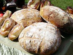 najsmakowitszy portal w sieci Portal, Bread, Food, Brot, Essen, Baking, Meals, Breads, Buns