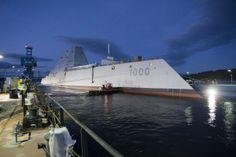 Cannoni laser e Rail Gun sulla navi della US Navy - Tom's Hardware