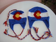 Items similar to Colorado Flag Beanie Hat Winter Colorado gifts for men women couples a blue white red yellow hand knit knitted Mens and Womens Winter Hat on Etsy Winter Hats For Women, Hats For Men, Mountain Hat, Knit Hat For Men, Flag Colors, Beanies, Happy Holidays, Hand Knitting, Knitted Hats