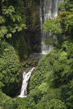 Papapapai-tai Falls, Samoa. All that's missing is a huge hammock and Civil Wars tunes.