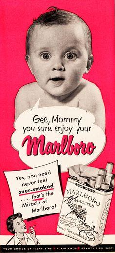 pub cigarette Marlboro - Insane !