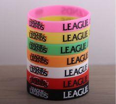 bracciali in silicone League of legend LoL