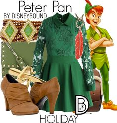 Disney Bound - Peter Pan