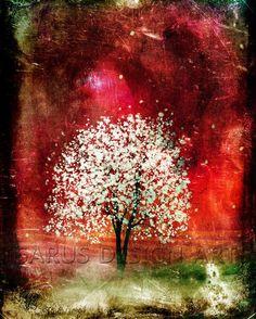 En la Biblia, Dios sólo habían llegado una vez a este mundo, y que estaba en la forma de una zarza ardiente (o árbol ardiente) que Moisés habían
