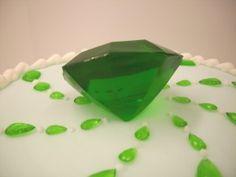 How to Make Gummy Gems Tutorial on Cake Central