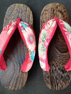 GETA Japanese Traditional Sandale