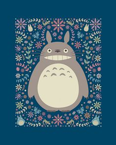 Totoro Garden | Flickr: Intercambio de fotos