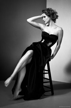Emma Watson by Vincent Peters for GQ UK • 2013