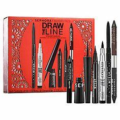 Sephora Favorites : Draw The Line eyeliner set