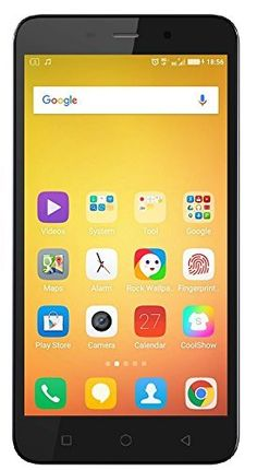 Coolpad Note 3 (Black, 16GB) - For UP Delivery