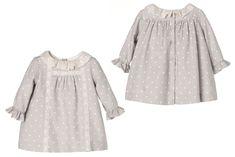 Nanos winter 2014, the light grey dress