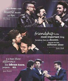 il volo #lifeinthree #friendship
