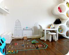 mommo design blog - Washi Tape Play & Decor from lejardindejuliet.blogspot