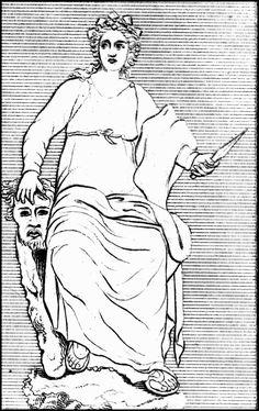 Lady Betwixt: AS 9 MUSAS GREGAS