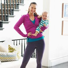 Easy Weight Loss Plan for New Moms
