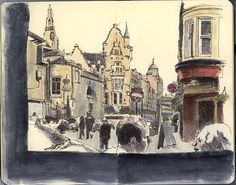 Trongate by Wil Freeborn, via Flickr