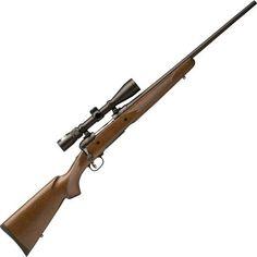 Savage 110 Trophy Hunter XP .270 Win 22 Barrel 4 Rounds Wood Stock Black Finish Nikon 3-9x40 Scope 19718