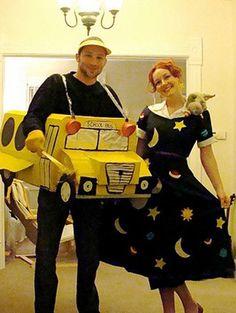 8 Cute DIY TV Cartoon Character Halloween Costume Ideas | Gurl.com