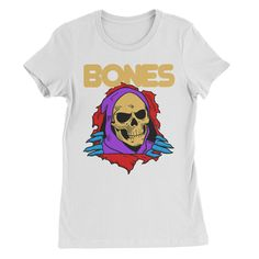 Skeletor Bones  #tops #quotes #clothes #tees #sassy #sayings #womens #funny