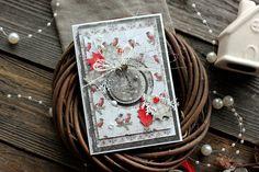 Wonderful Winter Card by Elena