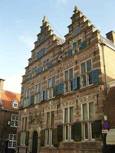 Stadhuis, Vesting, Naarden.