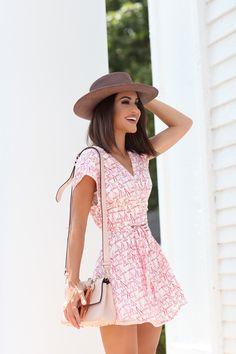 Vestido de Verão - Summer Dress