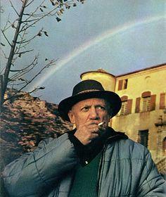 Pablo Picasso's Château de Vauvenargues, outside Aix-en-Provence.