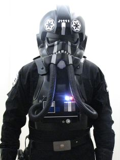 Tie fighter pilot.