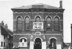 Heanor Town Hall would double up as the local picture palace next door to this building was the original `lock up`