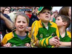 All-Ireland Final 2008 Tyrone v Kerry Second Half Finals, Ronald Mcdonald, Ireland, Irish, Saints, Football, Sport, Celebrities, Soccer