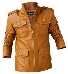 Online Mens Leather Jacket Sale UK From Ideal Jackets Men's Leather Jacket, Leather Men, Jacket Jeans, Khaki Jacket, Biker Leather, Vintage Leather, Brown Leather, Bomber Jacket, Designer Leather Jackets