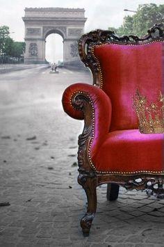 Paris..come & sit a spell