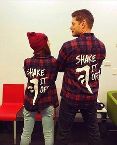 Shake it off .