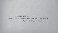ben howard quotes - Google Search