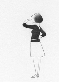 第二回 近藤聡乃「夢の浮橋」|マンガアンソロジー 谷崎万華鏡|特設ページ|中央公論新社 | ILLUSTRATION | Pinterest | Illustrations