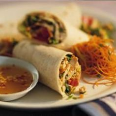 Healthy Wrap Recipes | EatingWell