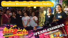 The question isn't who is going to let us, it's who is going to stop us? Fearless Beauties, Fearless India. So Don't be think Make India Fearless Please Share and Tag with your Nearest and Dearest Fearless Beauty.  Now it's Time to Prove It's Happen only in India. ~Via: www.dare2gear.com #IndianGirls #MissionFearlessIndia #FearlessGirls #FearlessIndia #FearlessDelhi #GoFearless #GoViral #SundayMotivational