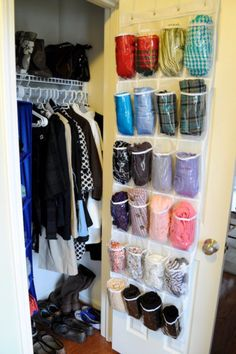 6 #Great Ways Of How To #Store Scarves This #Winter