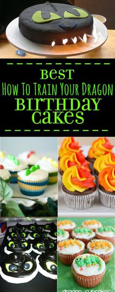 The Ultimate Toothless and How to Train Your Dragon Birthday Party ideas and planning guide, with birthday cakes, food, decorations, games, and supplies. Perfect for your little Dragon Trainer in training. Definitely using these party ideas for my son's