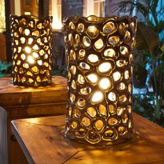 The Brasa Shadow Lantern is a great way to bring warmth and ambience to any setting. Made from high temperature ceramic and featuring a spill proof stainless steel burner, the shadow lantern is portable, versatile and suitable for indoor and outdo. Candle Lanterns, Pillar Candles, Tabletop Fireplaces, Standing Fireplace, Lantern Designs, Fireplace Accessories, Interior Accessories, Burke Decor, Home Decor Inspiration