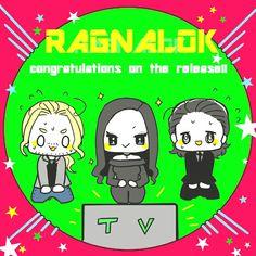 Thor, Hela & Loki || Thor: Ragnarok || Cr: あさくら