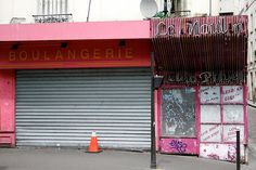 Boulangerie club privé #paris #street #details