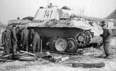 Panzerkampfwagen V Panther Ausf. A (Sd. Mg 34, Army Vehicles, Armored Vehicles, Patton Tank, Military Armor, Tank Destroyer, Ww2 Tanks, World Of Tanks, Tanks