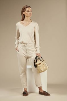 Amsterdam Fashion, Fashion Brand, Womens Fashion, Soft Fabrics, Joggers, Spring Summer, Lifestyle, Beige, Sweater