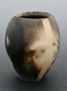 Loving Irish potter Claire Molloy's Smoke Fired Ceramics collection. So beautiful. #IrishDesign
