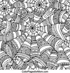 Doodles 66 Coloring Page
